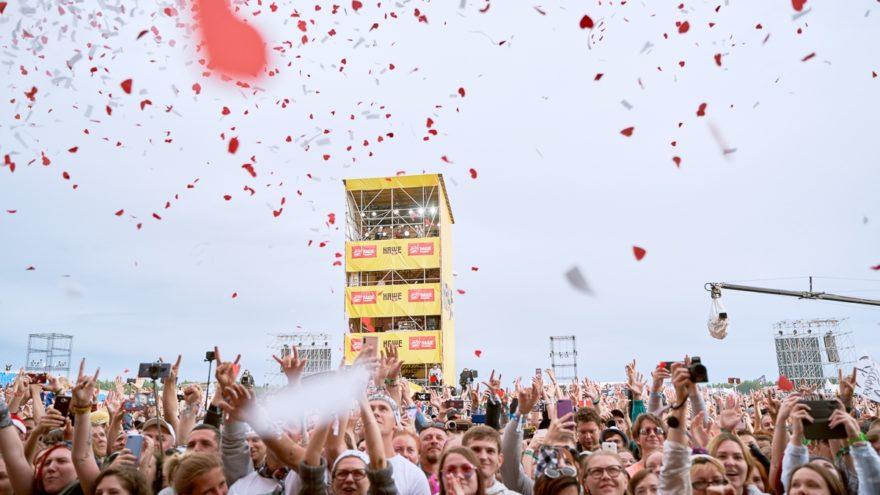 Фестиваль «Нашествие» возвращается в Тверскую область