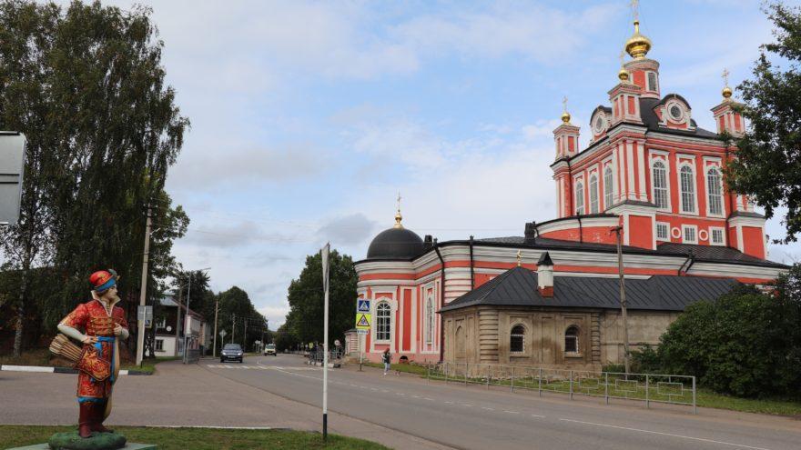 В древний город Тверской области может вернуться уникальная икона