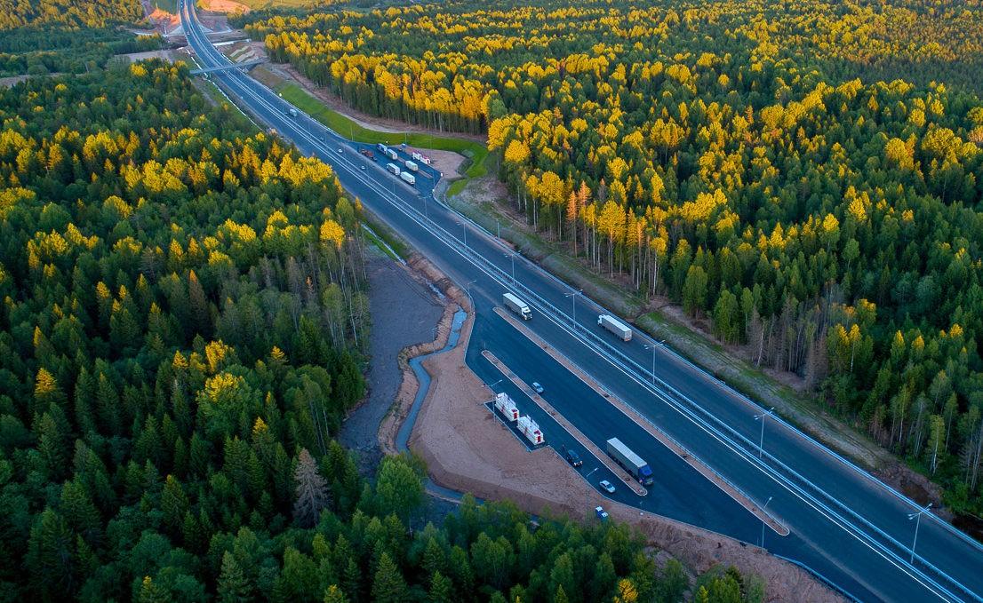 На федеральной трассе в Тверской области построят газовые заправки