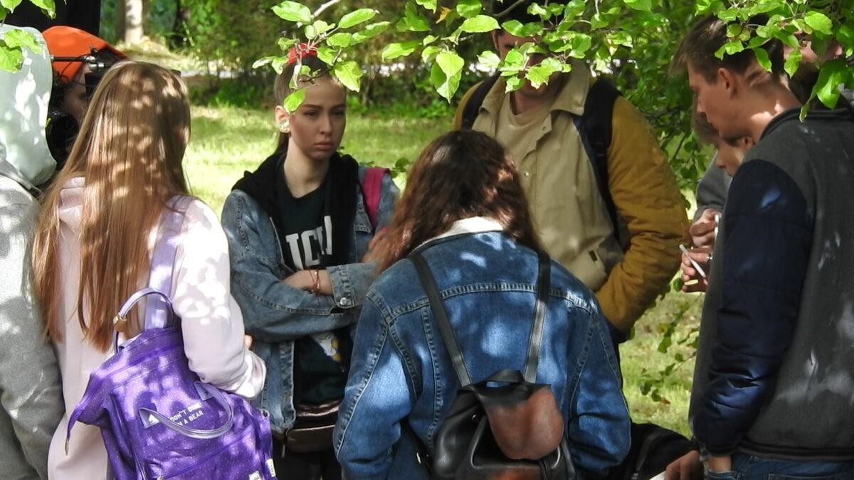 В Тверской области снимают сериал о наркотиках, алкоголе и буллинге