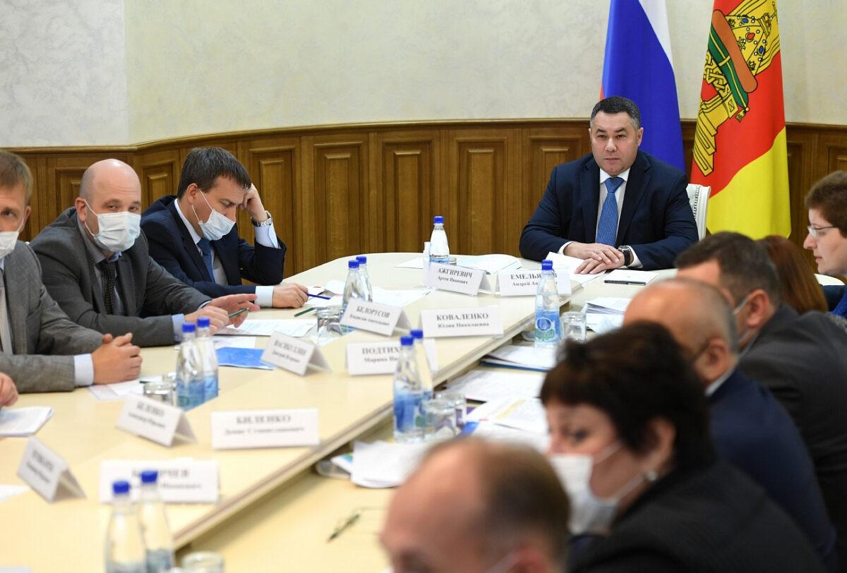 В Тверской области за два года хотят открыть новые 8 детских садов и школу