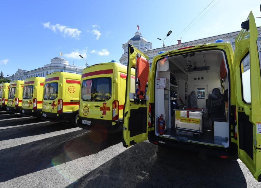 Реформа скорой помощи в Тверской области завершится в 2021 году