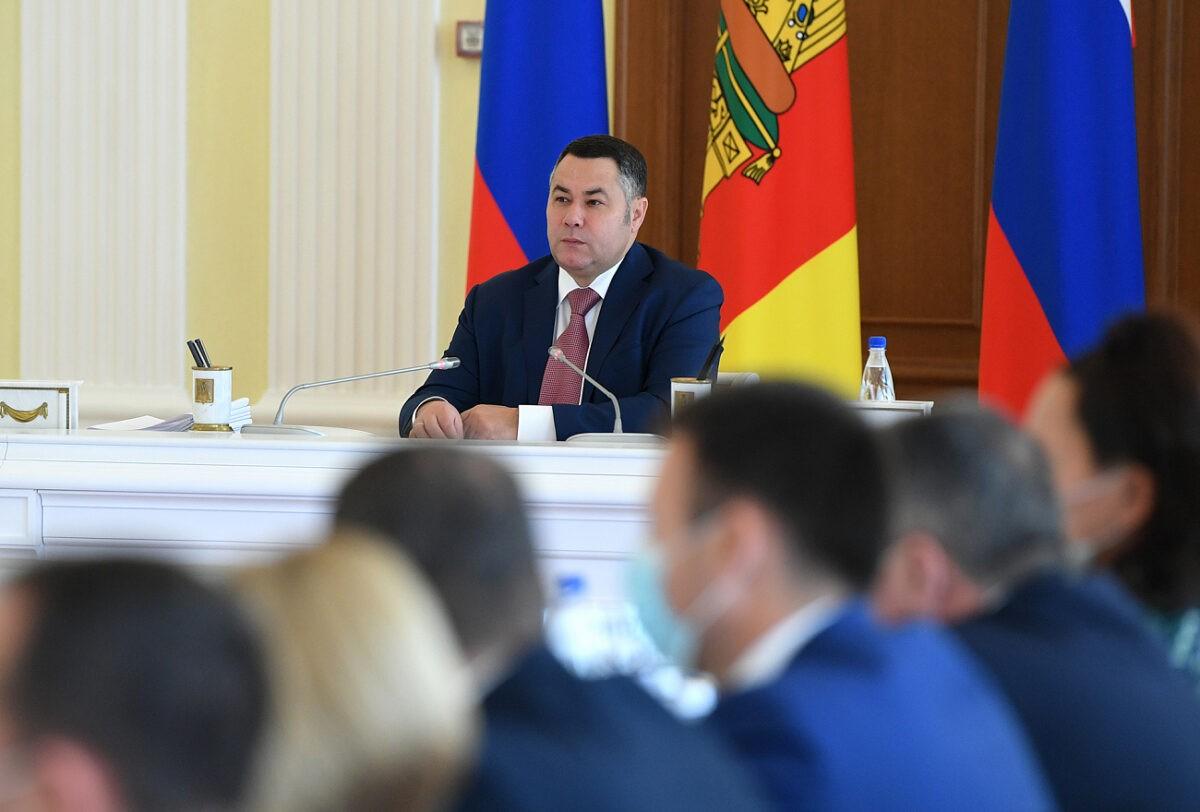 Шесть свалок рекультивируют в Тверской области
