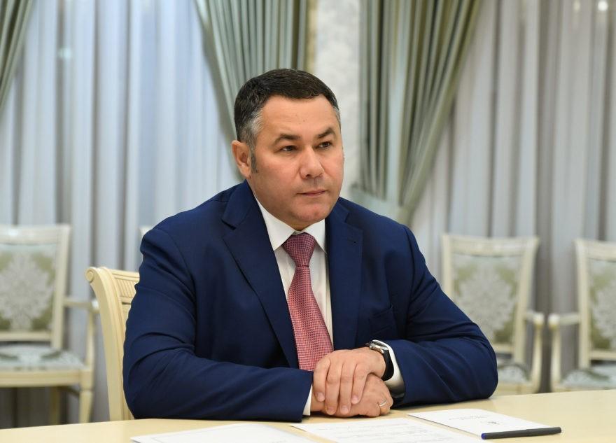 Губернатор посоветовал не расслабляться жителям Тверской области