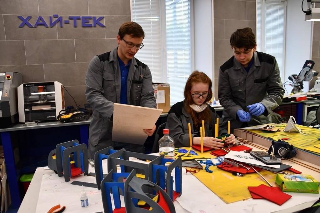 В Твери пройдет региональный этап Всероссийского конкурса проектов технического творчества Rukami