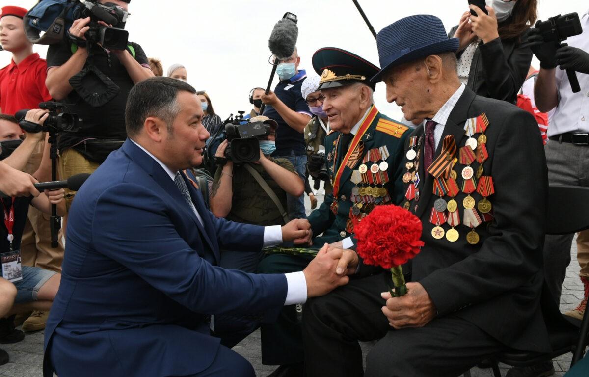Четыре года и пять вех: 1460 дней ИгоряРуденив должности губернатора Тверской области