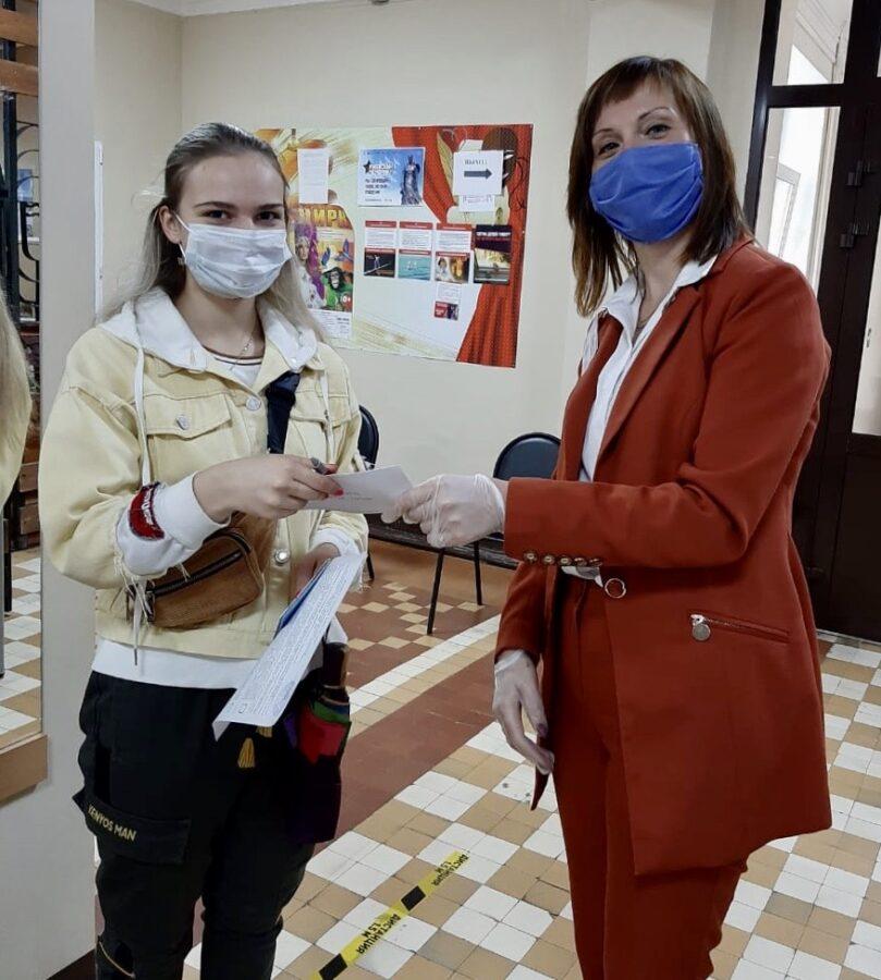 Жители Тверской области сегодня голосуют довольно активно