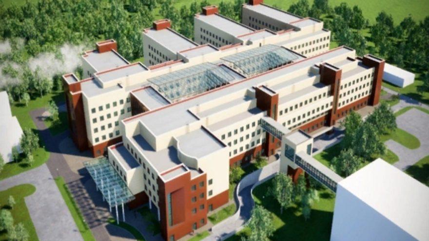 Начало положено: на месте детской больницы в Твери делают фундамент