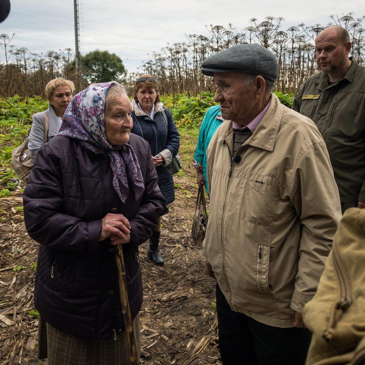 Пенсионерка из Тверской области помогла жителю Уфы найти отца спустя 78 лет