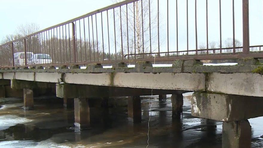 В Тверской области жители добились ремонта железобетонного моста