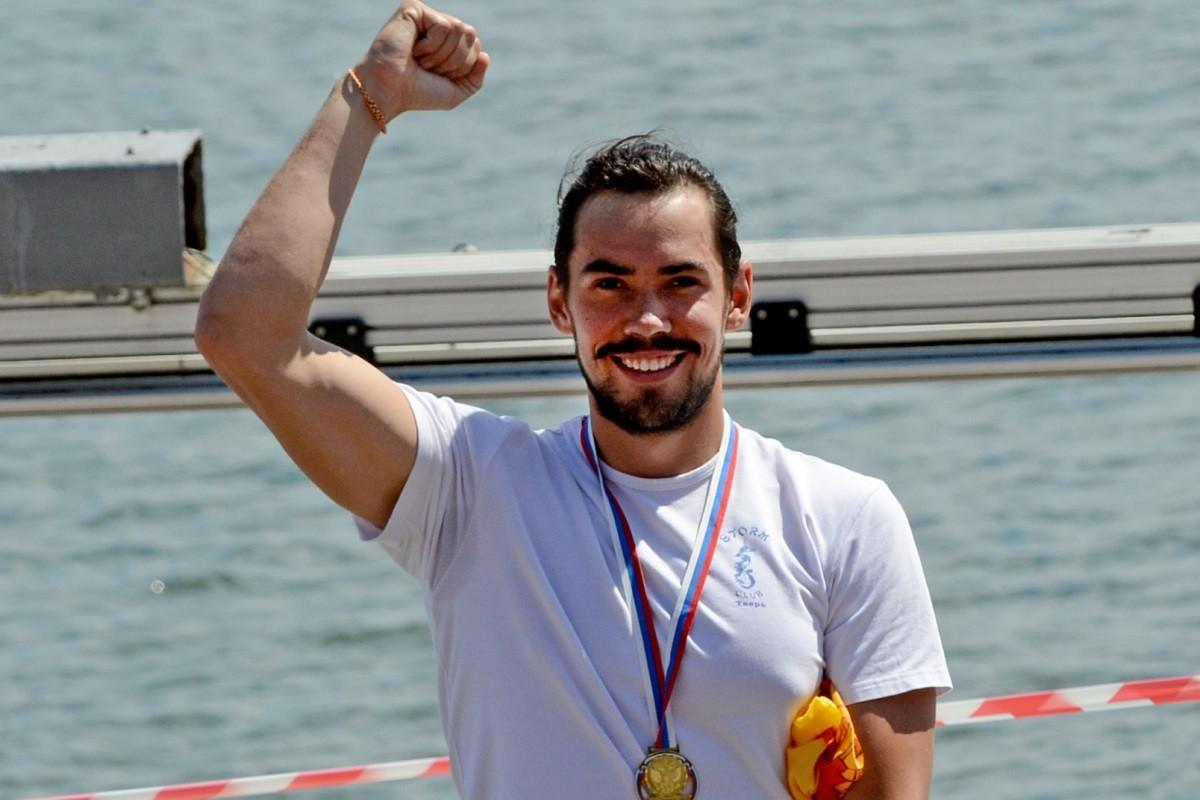Каноист из Твери Илья Первухин привёз домой золото Кубка мира