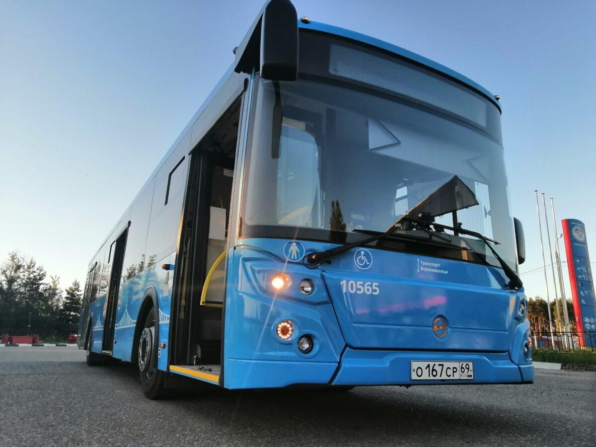 Тверские автобусы перевезли 22 миллиона человек с февраля 2020-го
