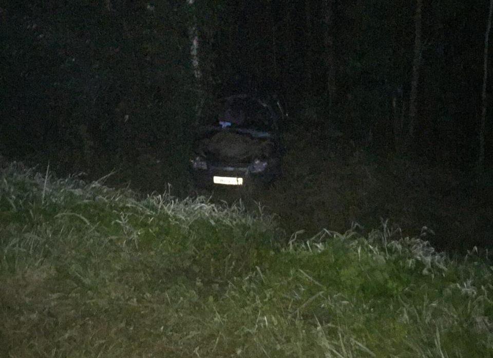 18-летний парень разбился насмерть на отцовской машине в Тверской области