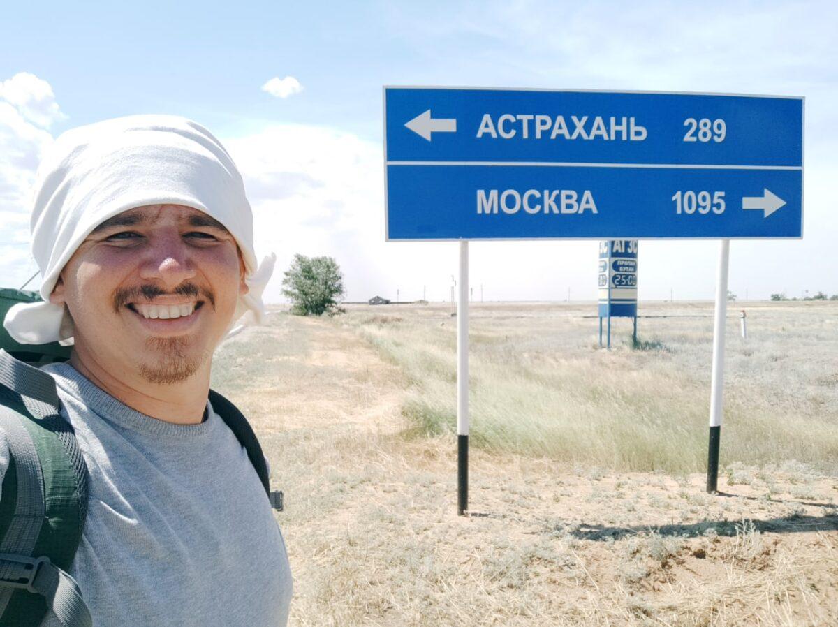 Известный путешественник Евгений Кутузов пожелал удачи экспедиции «Я люблю Верхневолжье»