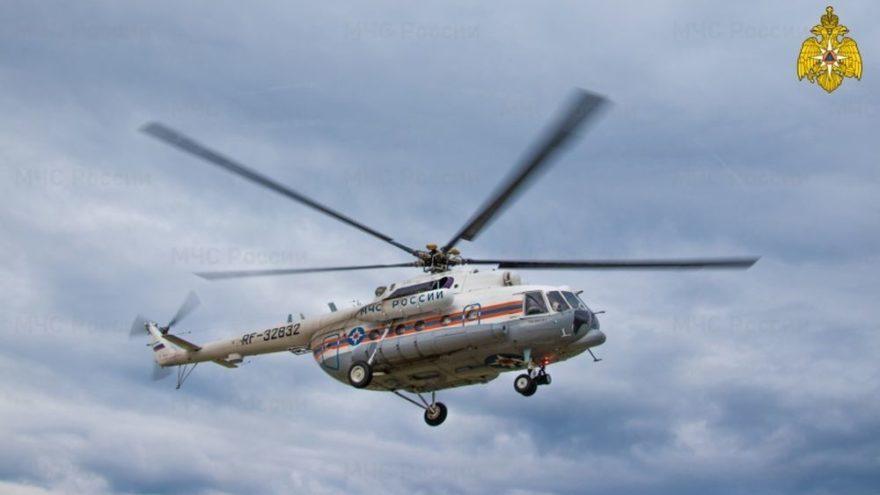 Санитарная авиация Тверской области успела вовремя помочь ещё одному больному