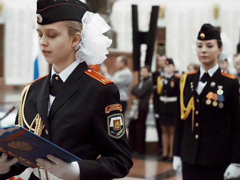 В Твери может появиться женское военное училище