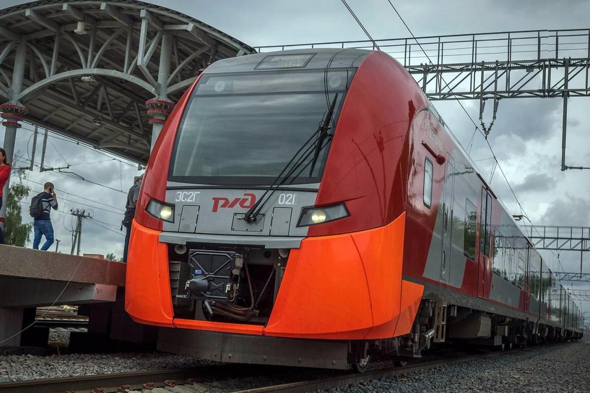 Утром электрички между Тверью и Москвой идут с опозданием