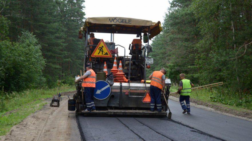 За 4 года в Тверской области отремонтировали почти 2000 километров дорог