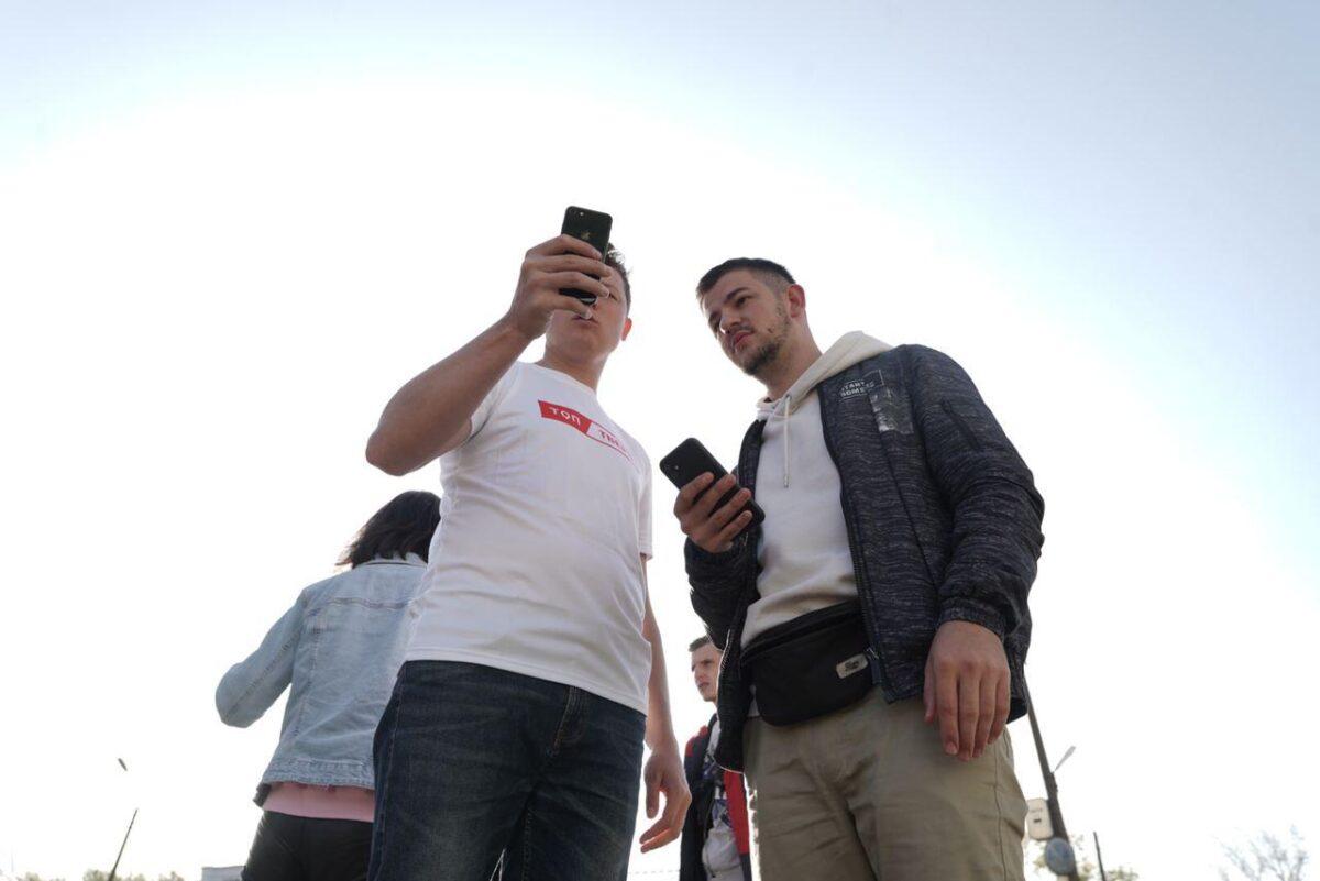 Опубликованы фото с открытия digital-объекта в Осташкове участниками экспедиции «Я люблю Верхневолжье»