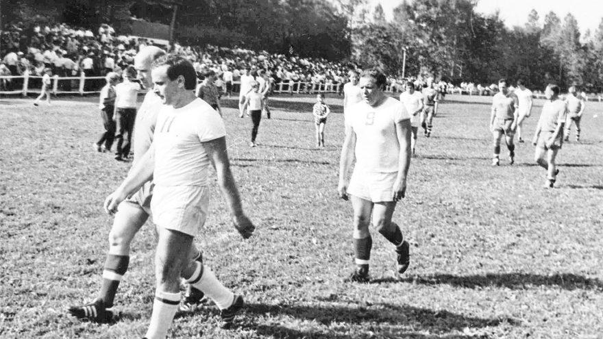 Опубликованы фото приезда легенды футбола Эдуарда Стрельцова в Тверскую область