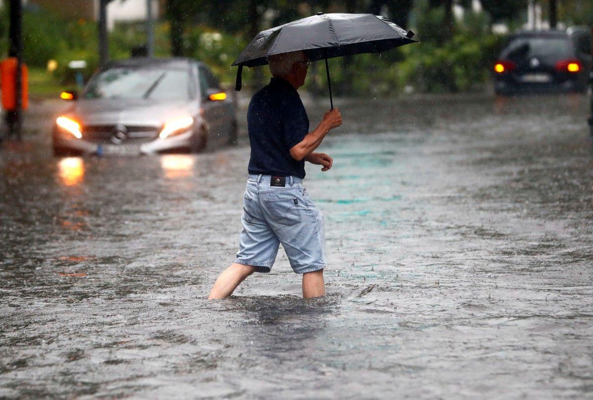 """Тверскую область ждёт """"всемирный потоп"""""""
