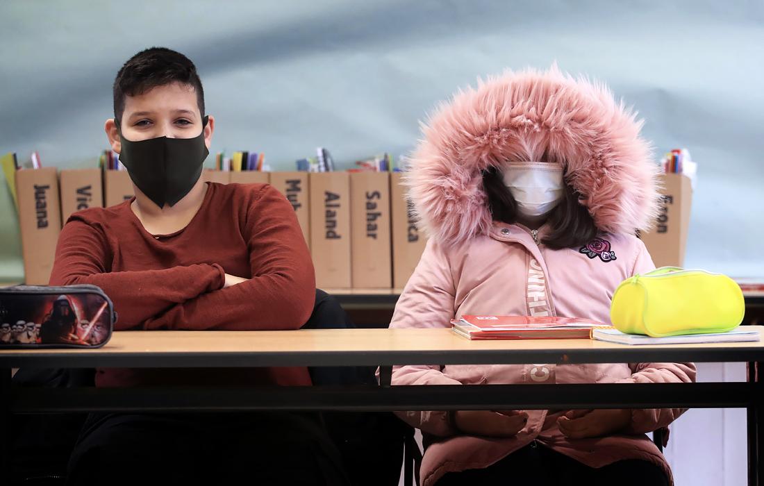 На каникулах в школах Твери усилили меры безопасности