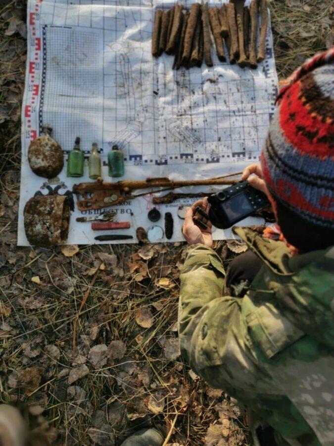 Поисковики очень быстро нашли родных солдата, погибшего под Ржевом