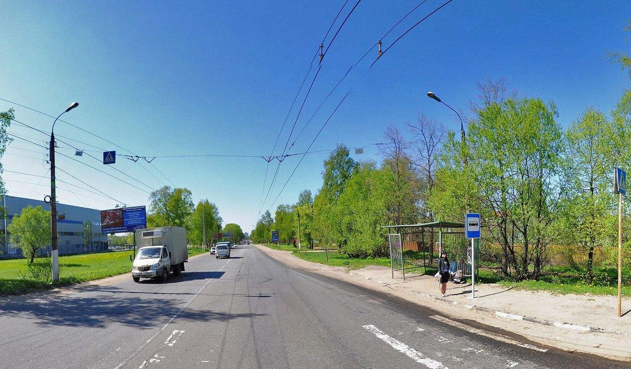 В Твери на Московском шоссе установят ограждения за 12 миллионов рублей