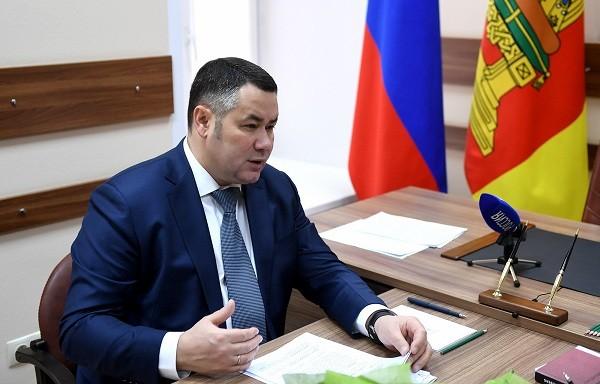 ИгорьРуденязанял 2 место средигубернаторов ЦФО по качеству ответов на обращения граждан