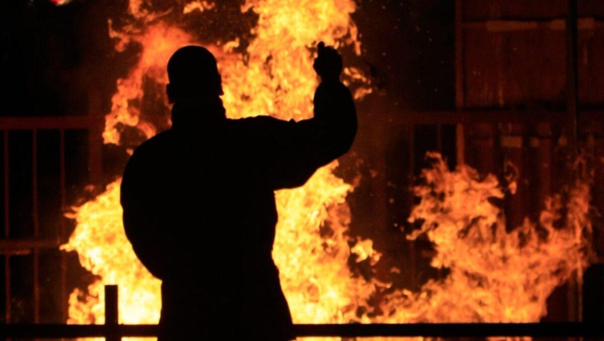 Начался суд над жителем Тверской области, который заживо сжёг собутыльника