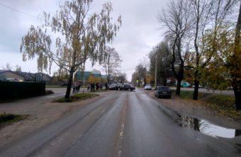 Непристёгнутая 11-летняя девочка пострадала в ДТП в Тверской области