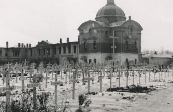 Фотофакты о немецкой оккупации городов Тверской области