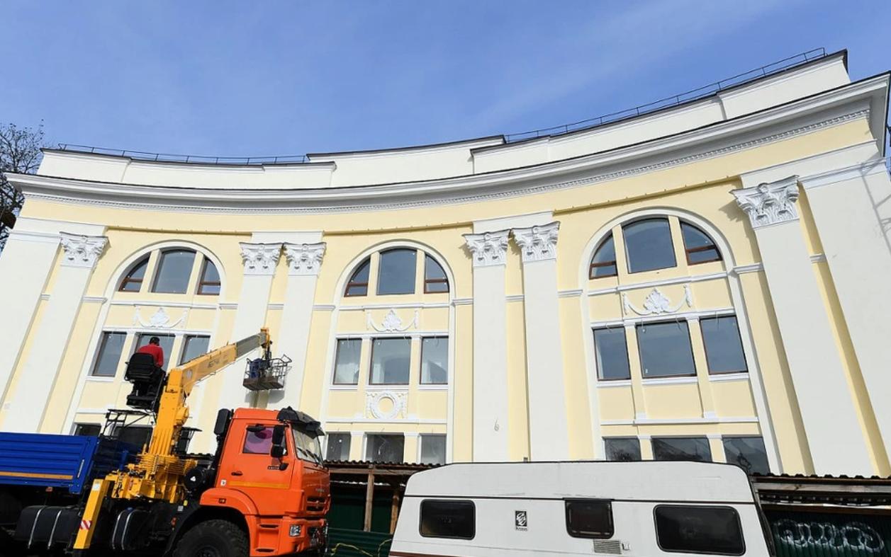 У нового ЗАГСа в Твери установят бронзовый памятник Михаилу Тверскому