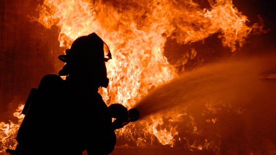 Жительница Тверской области спалила вагончик бывшего мужа