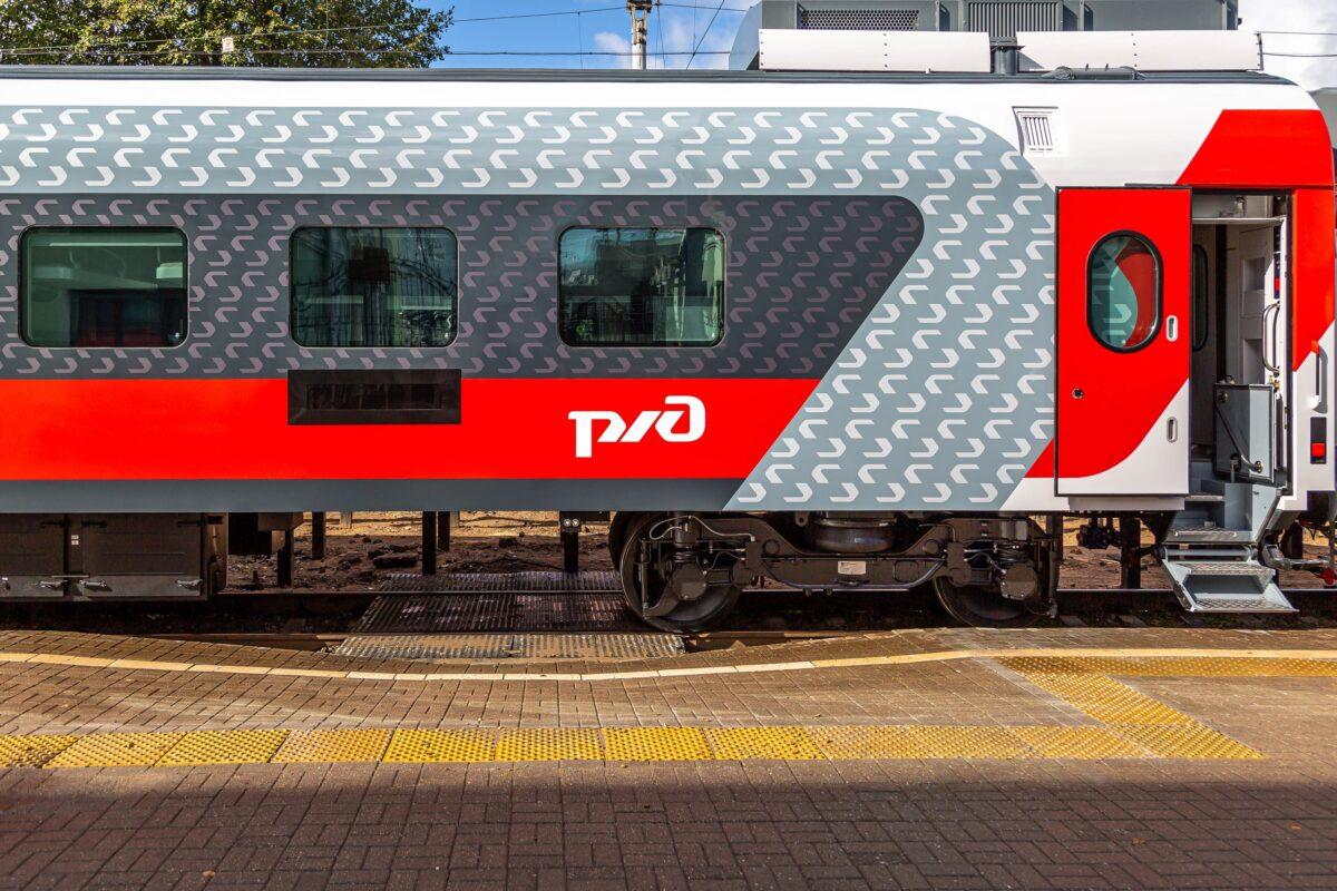 Концепт новых тверских вагонов представили в Москве