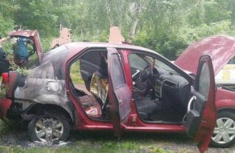 Поджигателя машин из Твери вычислили по видеокамерам