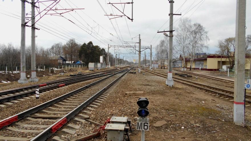 """Самые """"трагические"""" места на железной дороге выявили в Тверской области"""