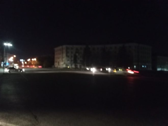На площади Капошвара в Твери не работают светофоры