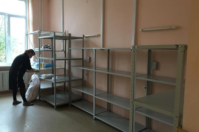 Инфекционный госпиталь на базе ГКБ №6 в Твери возобновляет свою работу