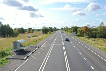 В Тверской области полностью отремонтируют главный маршрут к Селигеру