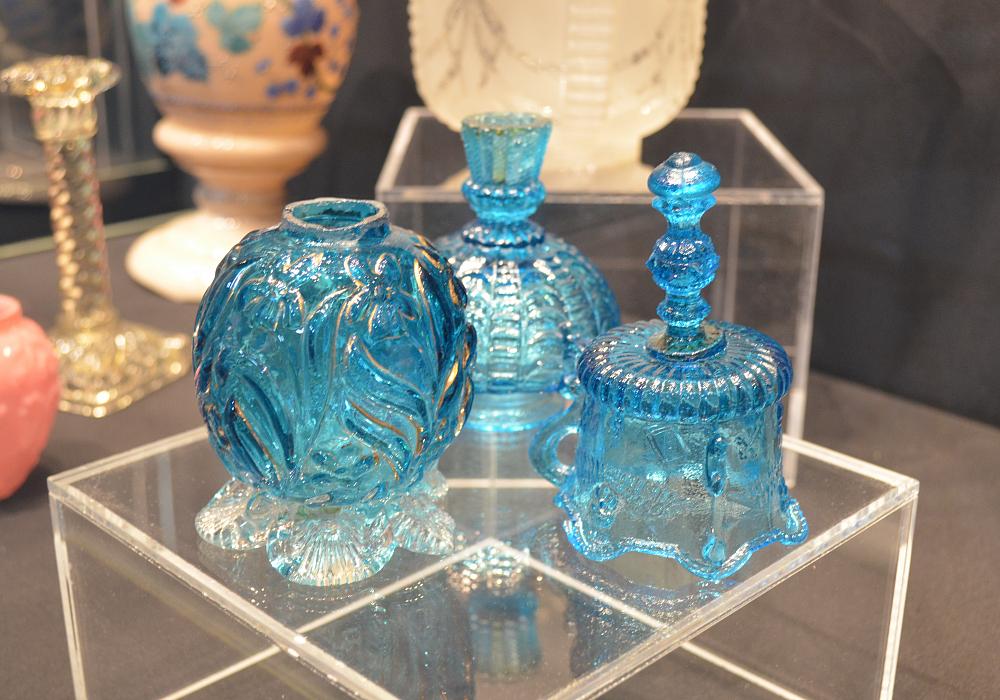 Жители Тверской области увидят уникальные изделия из стекла XIX века