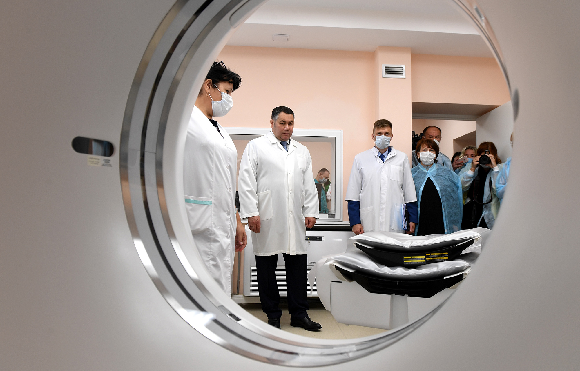 5,6 миллиардов рублей выделят на здравоохранение Тверской области