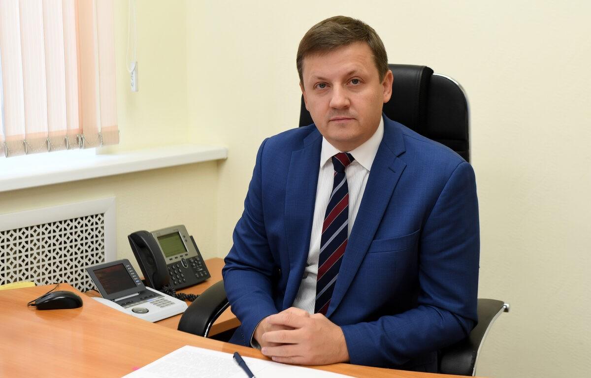 Артем Ажгиревич стал зампредом правительства Тверской области