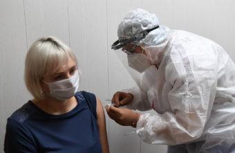 В Тверской области началась вакцинация от коронавируса