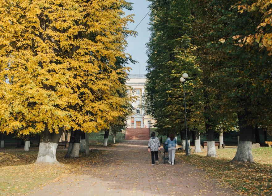 Теплая осень задержится в Тверской области