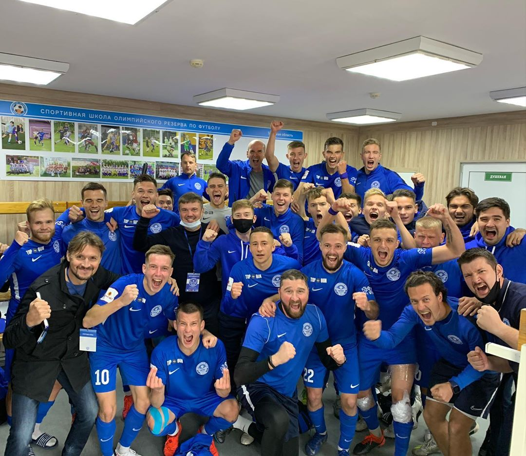 Отличный футбол: ФК «Тверь» разгромил московский «Локомотив-Казанку»