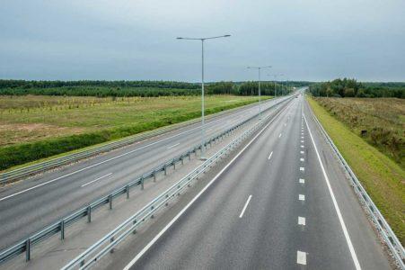 На трассе М-11 в Тверской области построят новую развязку