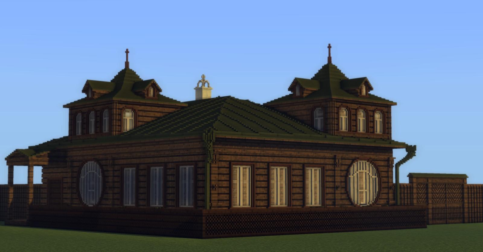 Малоизвестный шедевр кимрского модерна восстановили в компьютерной игре