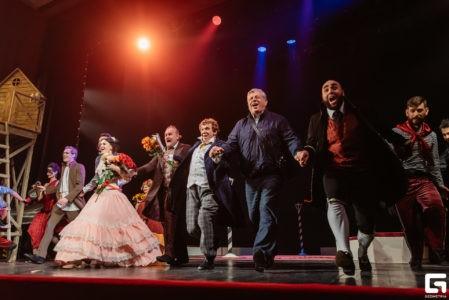 В память о Михаиле Борисове в Твери сыграют «Свадьбу Кречинского»