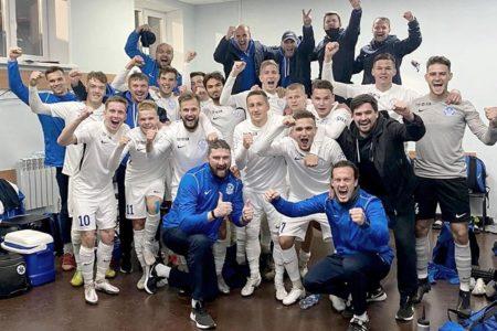 Футбольный клуб «Тверь» одержал очередную победу